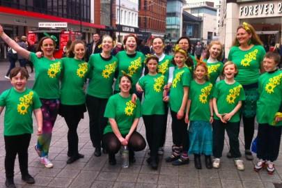 Movema St Patrick's Day