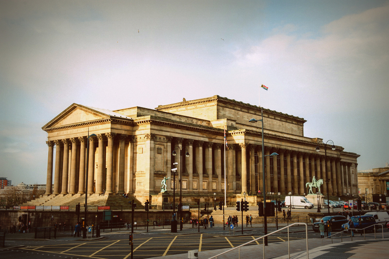 St George's Hall, Liverpool, William Shakespeare
