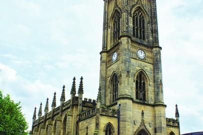 St Luke's aka the Bombed out church