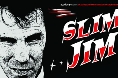 Stray Cats' Slim Jim Phantom