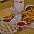 Five Guys, Queen Square, Liverpool