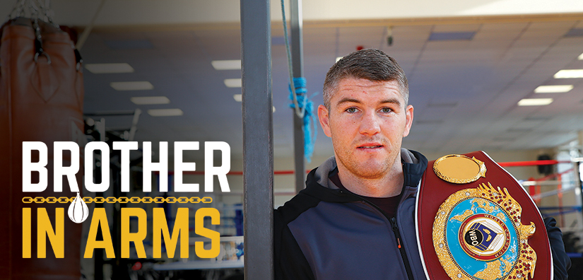 Liam Smith interview