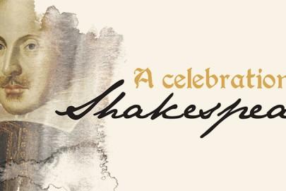 A celebration of Shakespeare
