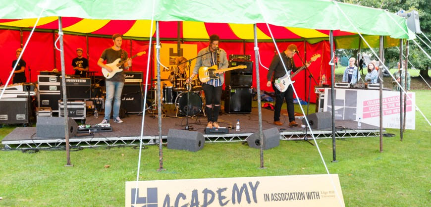 LIMF Academy, Liverpool, Sefton Park