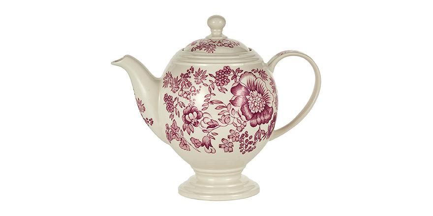 Beautiful mums - Teapot