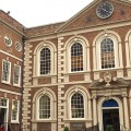 Liverpool, Bluecoat, 300 years, anniversary, foundation stone