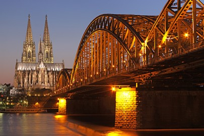 A tale of two cities - Cologne