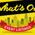 What's on: Liverpool event listings