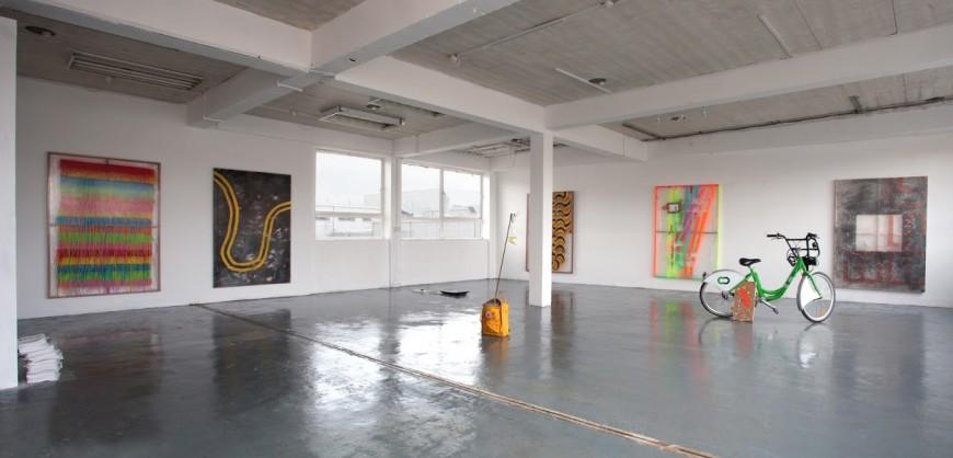 art, gallery, studio