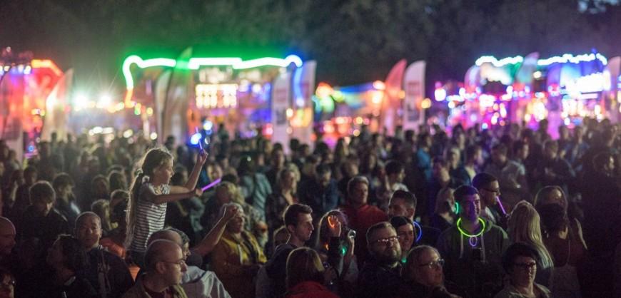 Liverpool International Music Festival, Sefton Park