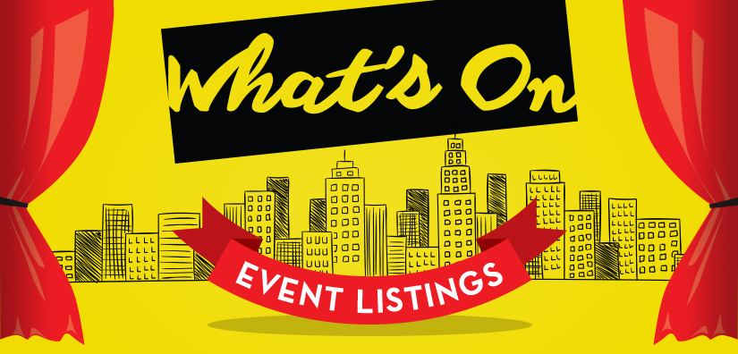 What's on event listings