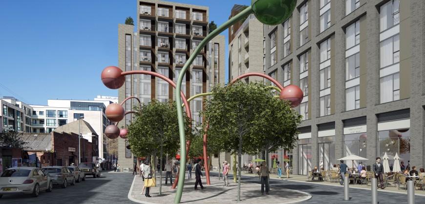 Liverpool, Elliot Group, Newry Construction