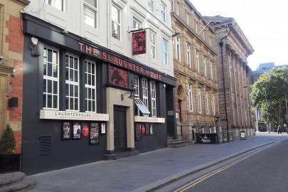 Slaughter House pub first look