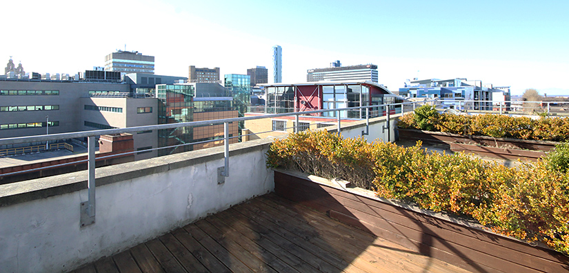 Liverpool's best properties with balconies