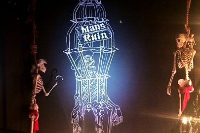 Man's Ruin, Liverpool, Stanley Street, rum