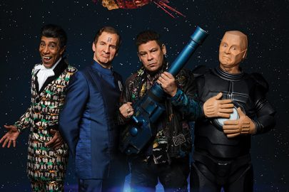 Red Dwarf XI: Doug Naylor interview