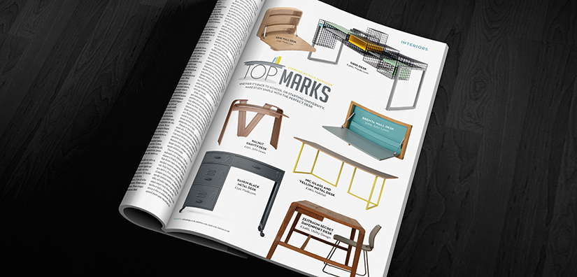 Interiors: Back to school work desks