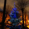 Liverpool Christmas market. Granby Four Streets, Granby