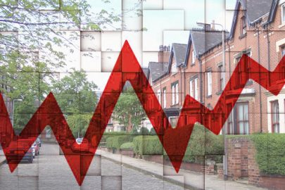 house price rise, RICS