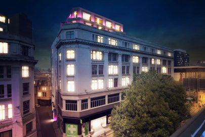 Reece's Ballroom, Liverpool, Parker Street, Caro Developments