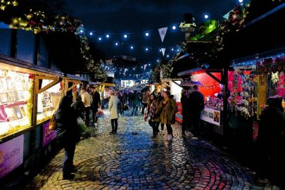 Christmas Market, Winter Market, Liverpool