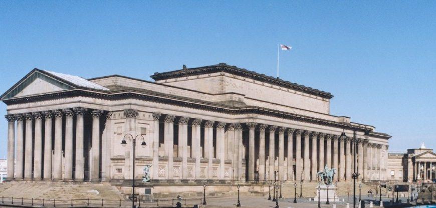 St George's Hall, Liverpool, heritage