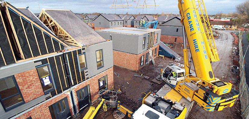 Off-site housebuilding: Is modular construction the way forward?