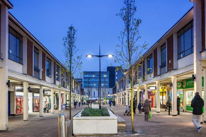 Kirkby, Kirkby town centre, shopping, local, regeneration, St. Modwen