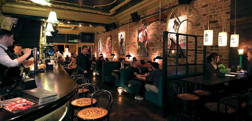 Liverpool charities Miyagi, Lucha Libre, Keep It Local, Liverpool, restaurants, Save Katie, Whitechapel Centre