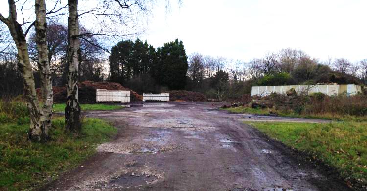 Harthill Road