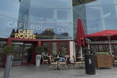 Cafe Rouge, Liverpool ONE, close