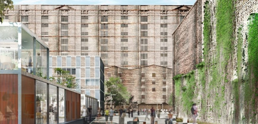 Ten Streets, Liverpool, northern dockland, regeneration, Mayor of Liverpool, Harcourt Developments