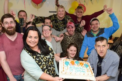 hostel, Alt Bank House, Fazakerley, Liverpool Housing Trust, birthday