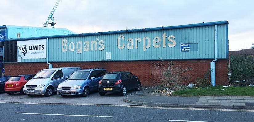Bogan's Carpets