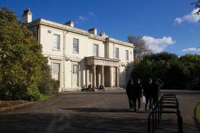 Calderstones Mansion
