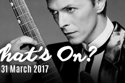 What's on in Liverpool - Event listings March April 2017