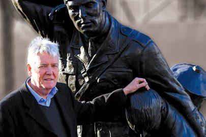 Tom Murphy interview: Merseyside sculptor - Hillsborough, Bill Shankly, Dixie Dean, John Lennon
