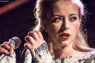 Charlotte Church, Hope & Glory, Liverpool, festival