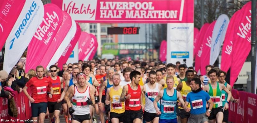 Liverpool Half Marathon, Vitality Liverpool Half Marathon