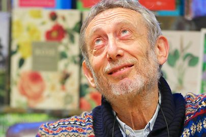 Michael Rosen, World Book Day
