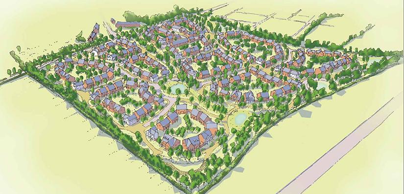 Thornton, housing, masterplan, Sefton Council