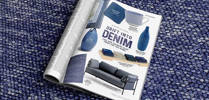 Home interiors: Denim