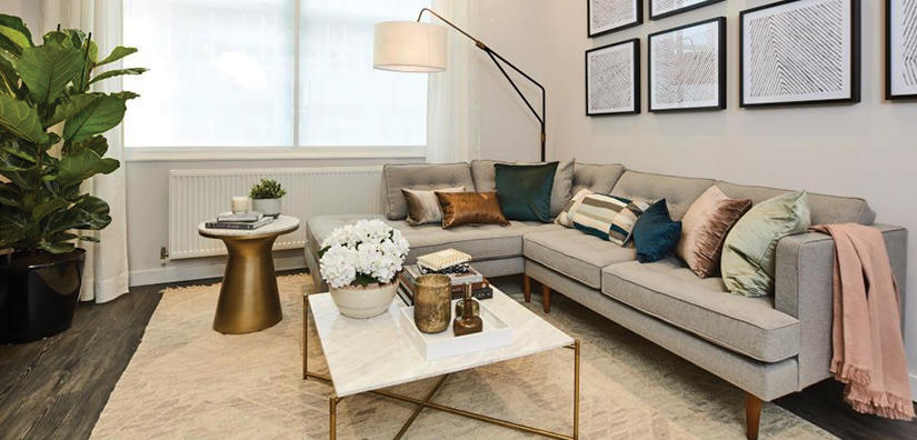 On the market: Lovely lounges