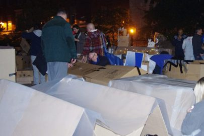Liverpool Sleepout