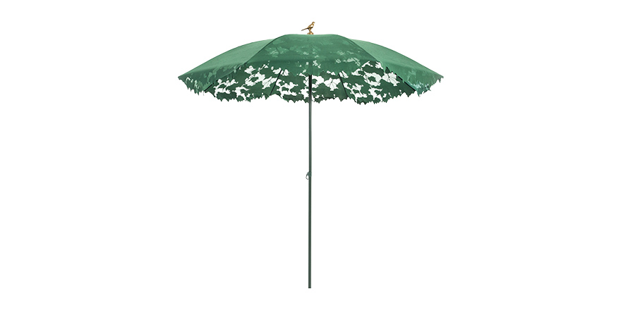 Stylish parasols for your garden this summer