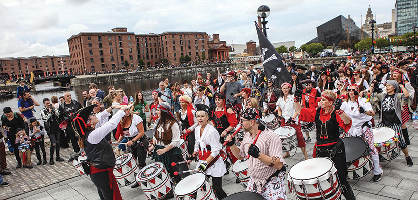 6 Family attractions in Liverpool this summer