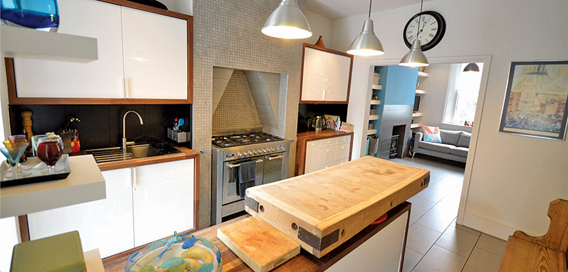 Market highlights: Modern kitchens with a fresh style
