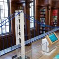 LEGO bridge, Liverpool, Institution of Civil Engineers, commercial district