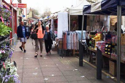 Garston Market