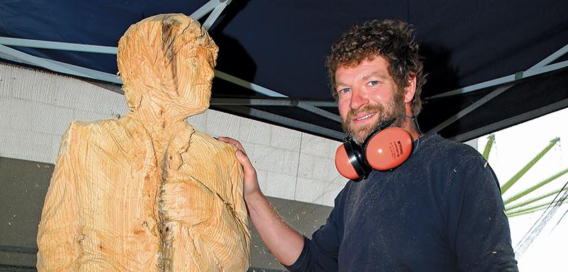 Simon O'Rourke Interview - The Beatles sculptures